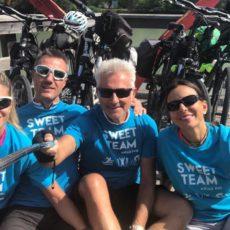 Insieme allo Sweet Team perchè il diabete teme chi fa sport.