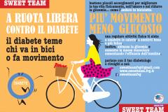 A Ruota libera contro il diabete