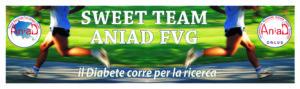 Banner Sweet Team Aniad Fvg